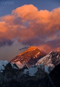 Mount Everest, 8850 meters