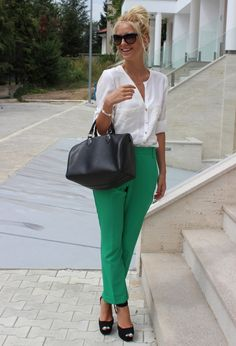 38 Stylish Work Clothes - Office Fashion - Fashion Diva Design @veronicalewi