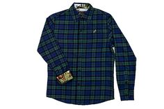 Pladra flannel shirt.