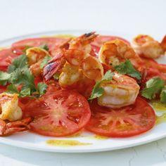 ESSEN & TRINKEN - Tomaten-Carpaccio Rezept