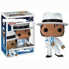 Michael Jackson Funko Pop Bad Vinyl Figure-New 2019 Pop Action Figures, Funko Pop Figures, Pop Vinyl Figures, Michael Jackson Figure, Michael Jackson Vinyl, Michael Jackson Merchandise, Michael Jackson Smooth Criminal, Rose Tyler, Buzz Lightyear