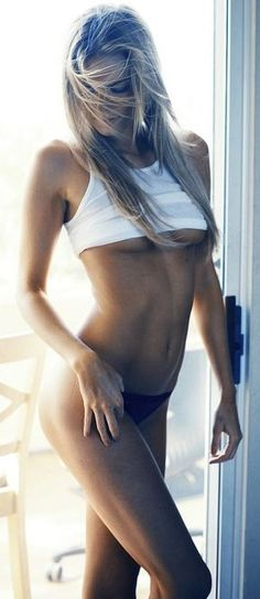 Perfect body | hot blonde #curves #sexy #women #girls #fitness