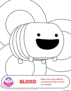 Coloring Sheets For Kids, Coloring Pages To Print, Colouring Pages, Printable Coloring Pages, Coloring Books, 5th Birthday Party Ideas, Baby Birthday, Diy Backpack, Online Coloring
