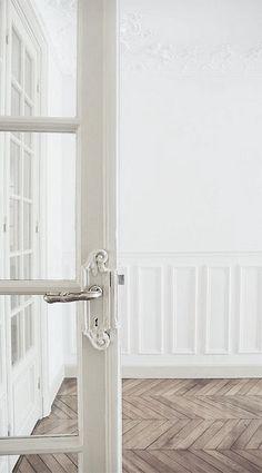 Oak Herringbone/ Parquet Floors,