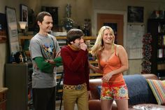 The Big Bang Theory ~ Episode Photos ~ Season 1, Episode 16: The Peanut Reaction #amusementphile