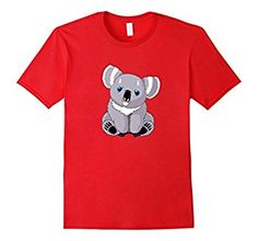 Amazon.com: Koala Emoji T-shirt Emoticon Cute Koala Bear Smile Tshirt.: Clothing