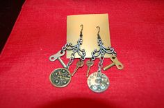 Steam Punkish Earrings