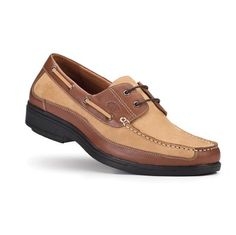 Men's Del Rey II Saddle Casual Shoes from Gravity Defyer. The classic boat shoe and men's fashion shoe.