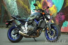 Cycle World - 2015 Yamaha FZ-07 - First Ride