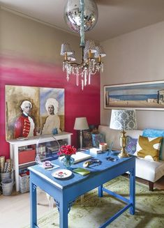 House Tour: A Colorful, Fearless New Orleans House | Apartment Therapy