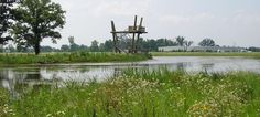 The Overlook at Honda Wetland Education Center by Environmental Design Group