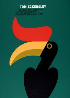 Tom Eckersley | 1981