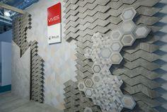 Vives Azulejos y Gres | 100%design | Solus #vivesceramica #100design #london #design