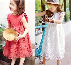 $23.45 (Buy here: https://alitems.com/g/1e8d114494ebda23ff8b16525dc3e8/?i=5&ulp=https%3A%2F%2Fwww.aliexpress.com%2Fitem%2F2016-New-Girls-Summer-Bohemian-Lace-Princess-Dresses-Children-Sleeveless-Birthday-Party-Dress-Fashion-Kids-Dress%2F32644688352.html ) 2016 New Girls Summer Bohemian Lace Princess Dresses Children Sleeveless Birthday Party Dress Fashion Kids Dress for just $23.45