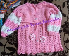 Sweaters, Handmade, Fashion, Bebe, Moda, Hand Made, Fashion Styles, Sweater, Fashion Illustrations