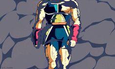 The first super saiyan Dragon Ball Z, Super Saiyan Bardock, Dbz Gif, Gorillaz, Broly Movie, Super Movie, Anime Dad, Db Z, Goku Super
