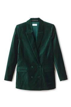 Weekday | Blazers | PC Lissie velvet blazer