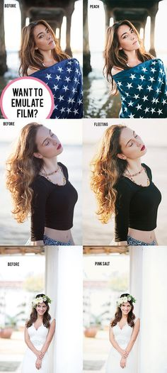 PS Film Full Collection-Photoshop Actions by ElyanaIvette on Etsy