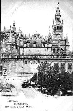 Fotos de la Sevilla del Ayer (VI) - Página 10