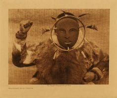Nunivak Ceremonial Mask
