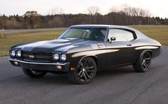 Chevrolet Chevelle SS  #CHEVY #MUSCLECARS #AMERICANCARS