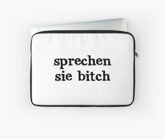 Sprechen Sie Bitch by B.D. Gilley