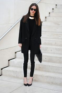 Black and bold