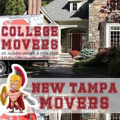 College University Movers Tampa