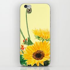 #society6 #sunflower #yellow #flower #walldecor #nature  free shippment use this link : https://society6.com/colorandcolor?promo=CTFKMQYV2NN2