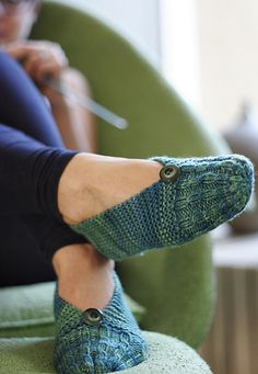 """fun easy holiday knitting - """"Soxie's"""" knitting pattern"""