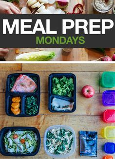There is no better way to set yourself up for a busy week than to prep your meals ahead of time! With healthy snacks, lean proteins, and lots of green veggies at your fingertips, you'll also be setting yourself up for success in reaching your fitness goals! #21dayfix #mealprep #mealplanning #mealprepmondays