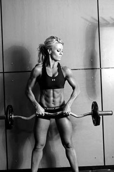 Weight Loss & Fitness Tips: Get Sculpted Upper Body Fitness Motivation, Fitness Goals, Fitness Tips, Health Fitness, Body Fitness, Female Fitness, Female Muscle, Morning Motivation, Fitness Inspiration