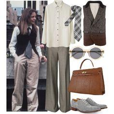 Wardrobe Inspiration: Annie Hall