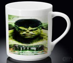 The Incredible Hulk muvie New Hot Mug White Mug