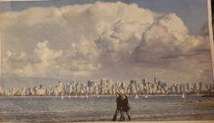 Vancouver, New York Skyline, Canada, Travel, Viajes, Destinations, Traveling, Trips