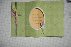 Splitcoaststampers - Tunnel Card Project Tutorial by Beate Johns