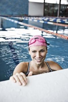 Exercise in a pool can give your legs a thorough workout.
