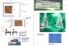 Le design d'espace envahit le petit écran #Decorations #television #studiosets #lamarchedel'histoire #arte #franceinter Bts, Floor Plans, Diagram, Design, Outer Space, Floor Plan Drawing, House Floor Plans