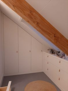 Attic Closet, Walk In Closet, Diy Couch, Bedroom Dressers, New Room, Master Bedroom, Home And Family, Sweet Home, New Homes