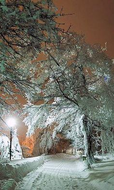 Winter in #Russia