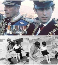 Image result for it was through mountbatten that savile royal
