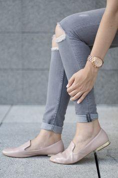Zapatos de charol Zara #zara #michaelkors #rosa #asteriskmua #fashion #charol