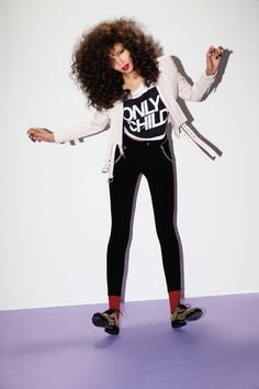 NASTY GAL Collection #curls