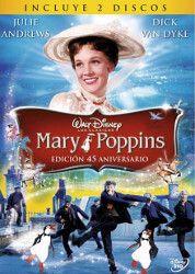 Mary Poppins - Clasico Disney Honorifico