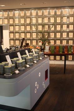 Lupicia TeaShop Paris Mademoiselle Thé