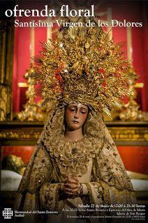 COFRADES DE ARAHAL: Hoy Ofrenda floral a la Santísima Virgen de los Do...