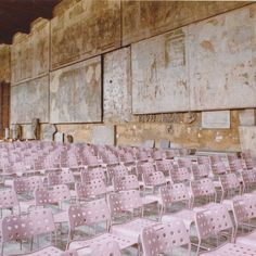 Candida Hofer, A Monograph Interior Architecture, Interior Design, Theatre Design, Take A Seat, Mood, Color Stories, Commercial Interiors, Event Styling, Color Photography