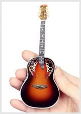Sale!! Ovation Guitar Collection 1/8 scale