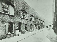 Boundary Street, Bethnal Green, 1890