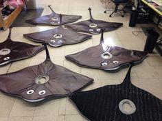 Little Mermaid costume rental Cupcake Halloween Costumes, Halloween Sewing, Toddler Halloween Costumes, Halloween Costume Contest, Diy Shark Costume, Sea Costume, Little Mermaid Costumes, The Little Mermaid, Stingray Costume